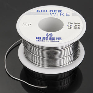 Hardware & Accessories - Solder Wire Lead-free Solder Lead 63/37 2% Flux Tube 6 Size A