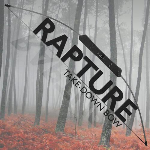 Rapture - Compact Take Down Bow by Xpectre