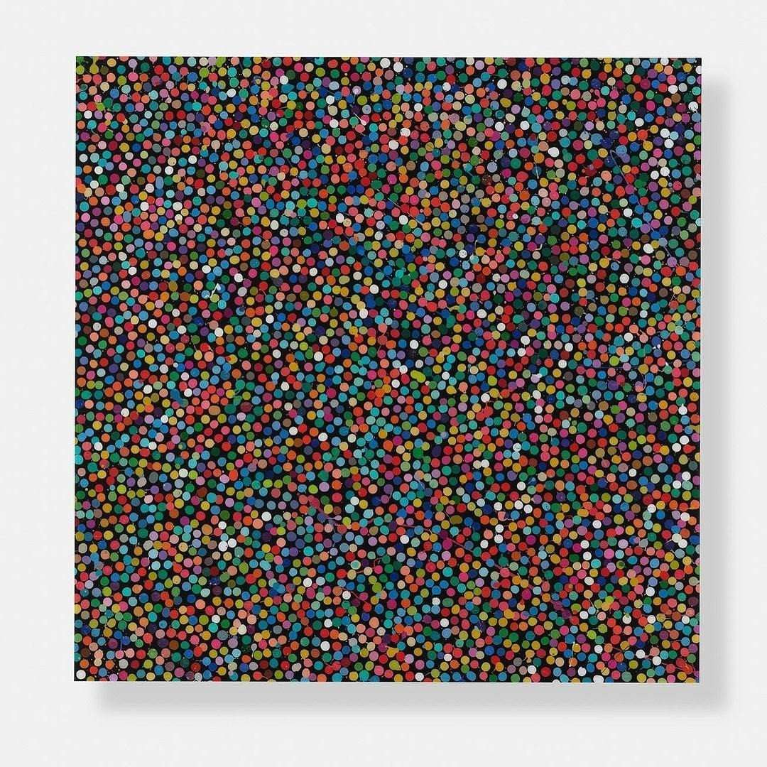 Damien Hirst, H5-8 Savoy, 2018 | Lougher Contemporary