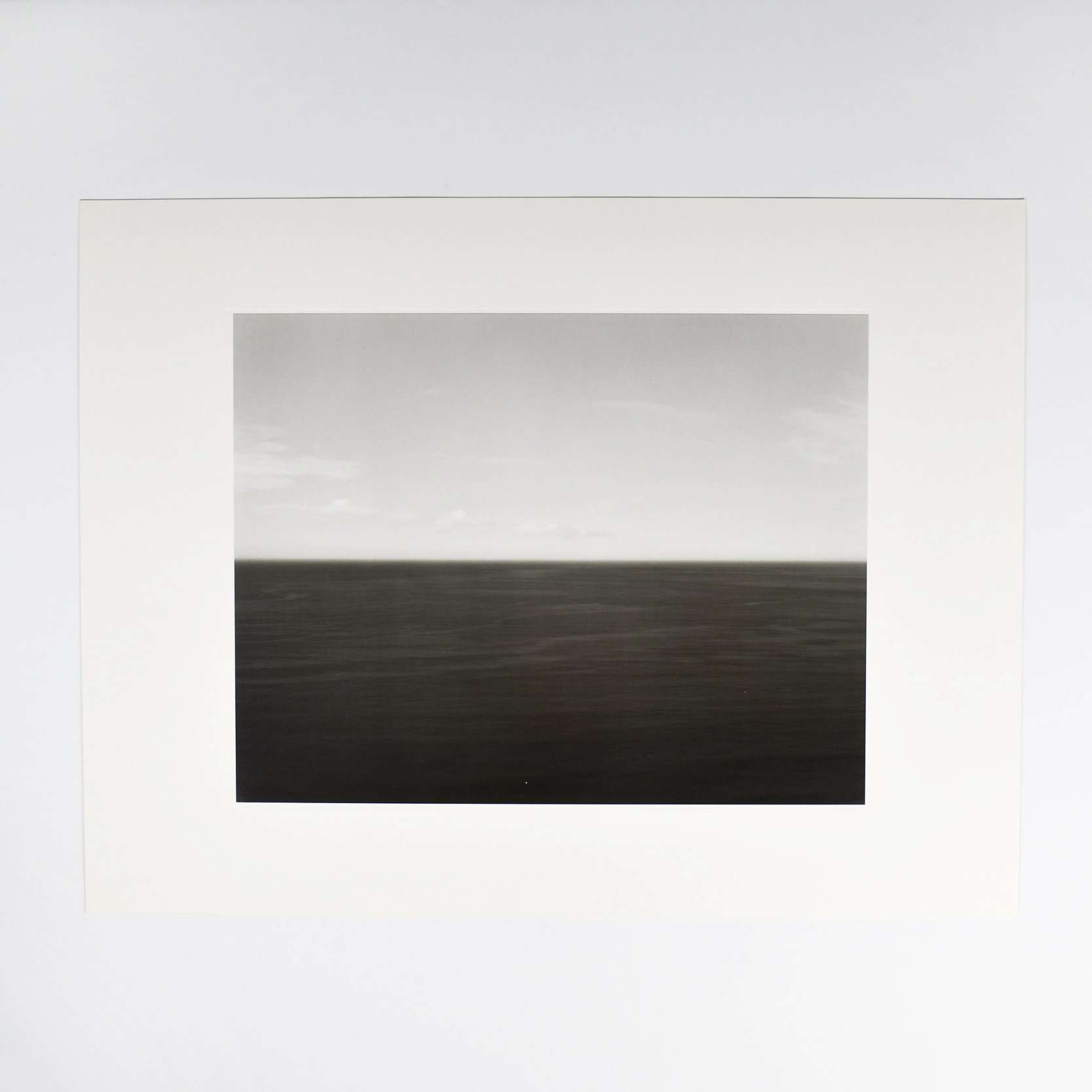 Hiroshi Sugimoto, Time Exposed: #329 South Pacific Ocean Maraenui 1990, 1991 | Lougher Contemporary