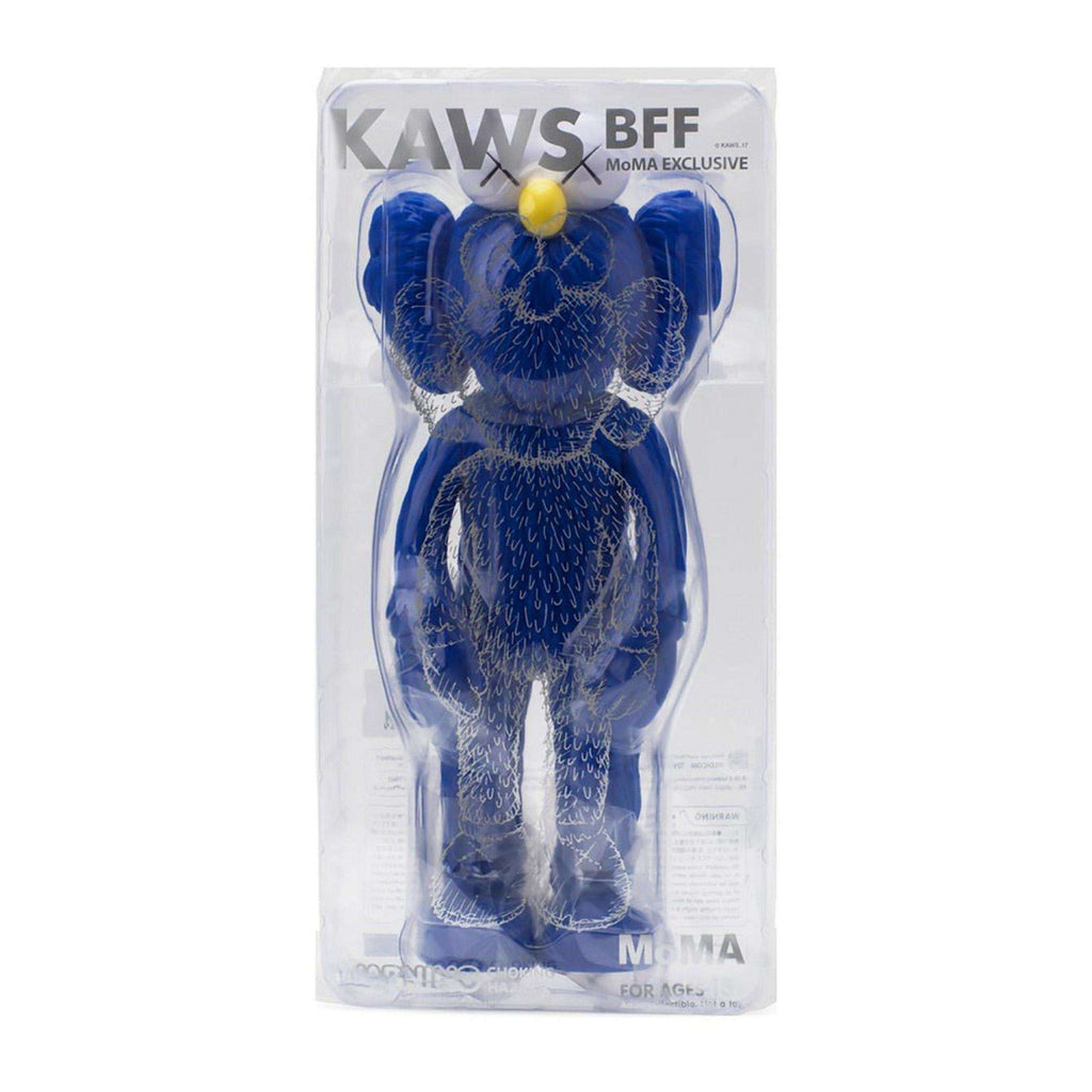 KAWS, BFF (Blue), 2017 | Lougher Contemporary