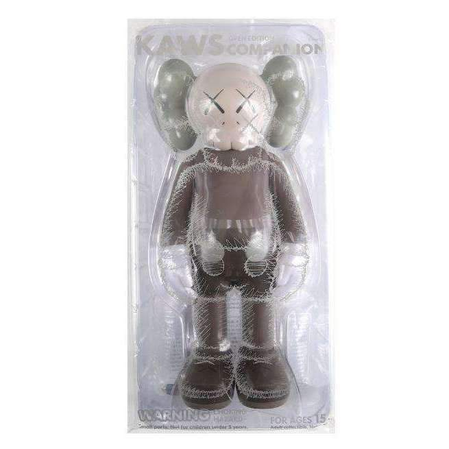 KAWS, Companion (Brown), 2016 | Lougher Contemporary