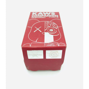 KAWS, Dissected Companion Bearbrick set (Red) 400% & 100%, 2003 | Lougher Contemporary