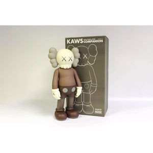 KAWS, Five Years Later Companion (Brown), 2004 | Lougher Contemporary