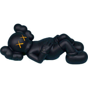 "KAWS, Holiday Japan 9.5"" Vinyl Figure (Black), 2019 