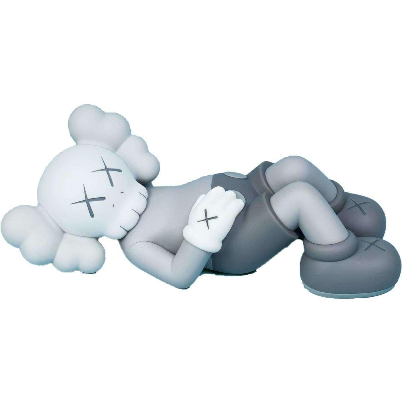 "KAWS, Holiday Japan 9.5"" Vinyl Figure (Grey), 2019 