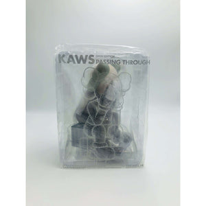 KAWS, Passing Through Brown (Open Edition), 2018 | Lougher Contemporary