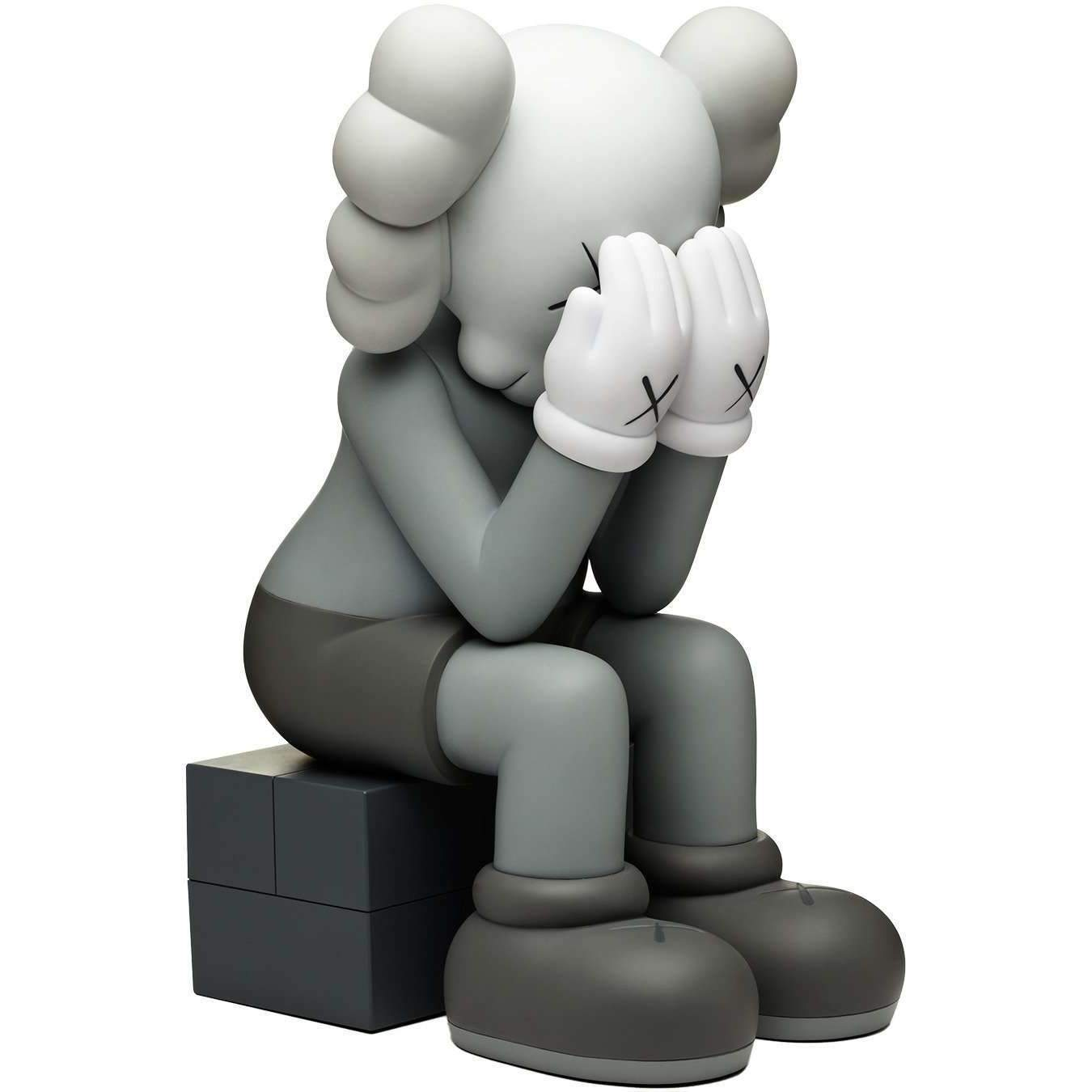KAWS, Passing Through (Mono), 2013 | Lougher Contemporary