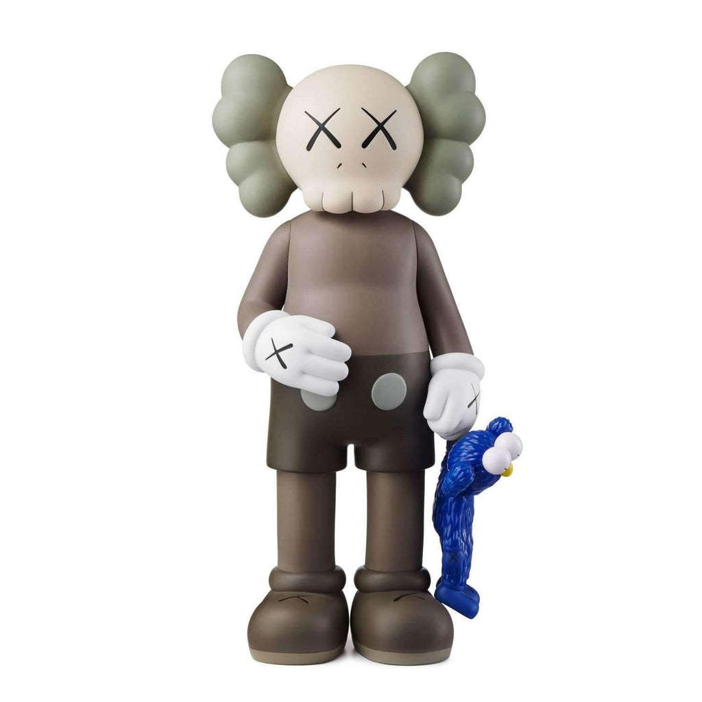 KAWS, Share (Brown), 2020 | Lougher Contemporary