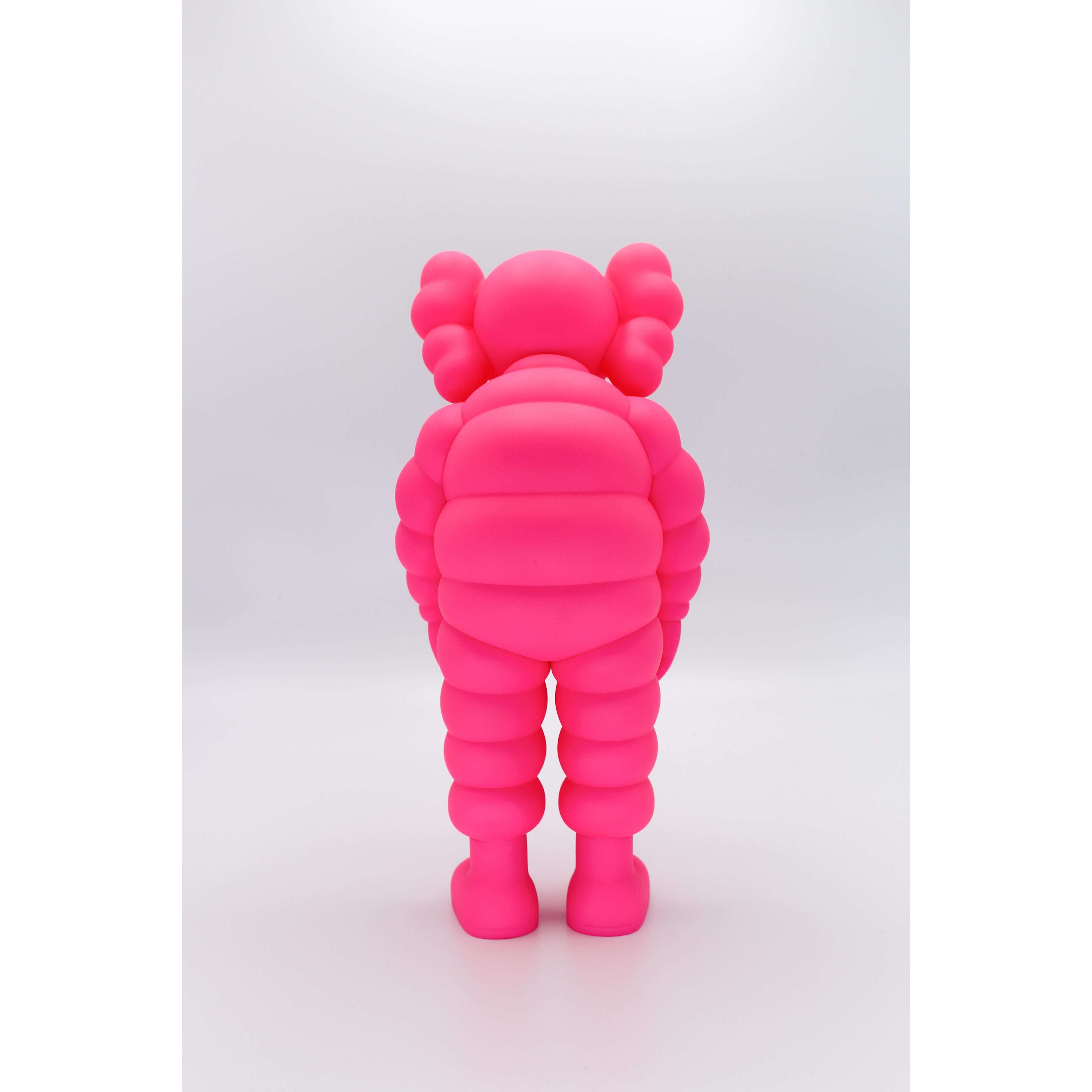 KAWS, What Party - Chum (Pink), 2020 | Lougher Contemporary