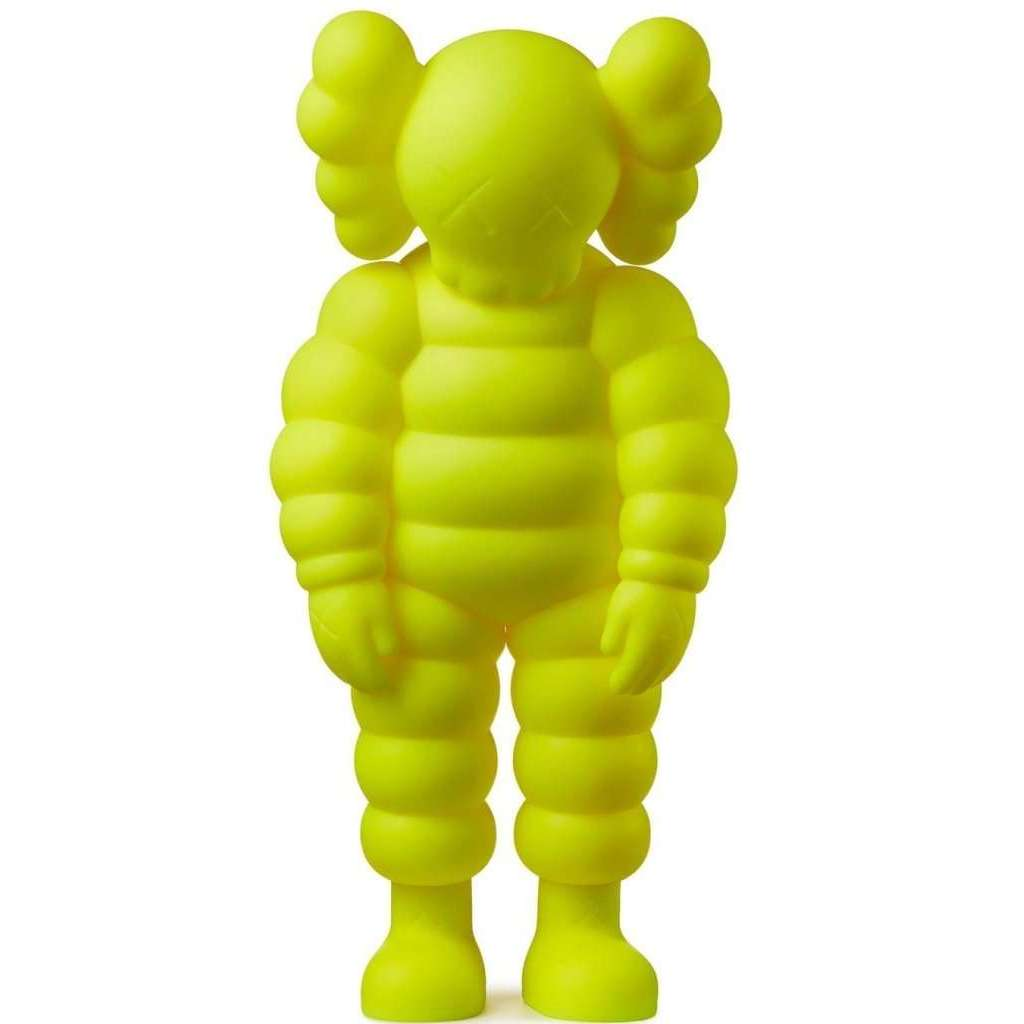 KAWS, What Party - Chum (Yellow), 2020 | Lougher Contemporary