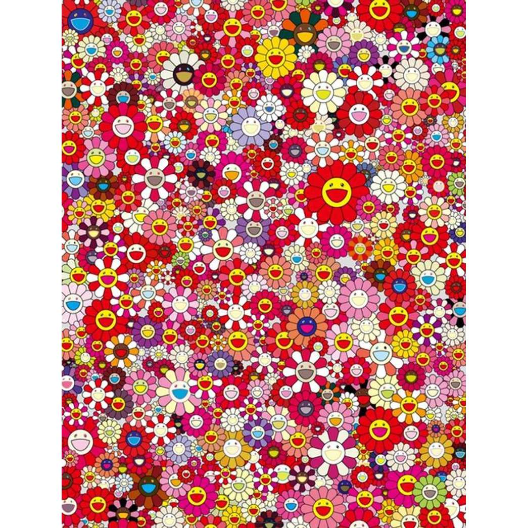 Takashi Murakami, An Homage to Monopink, 1960 E, 2020 | Lougher Contemporary