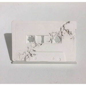 Daniel Arsham, Future Relic 04 (Cassette Tape), 2015 | Lougher Contemporary