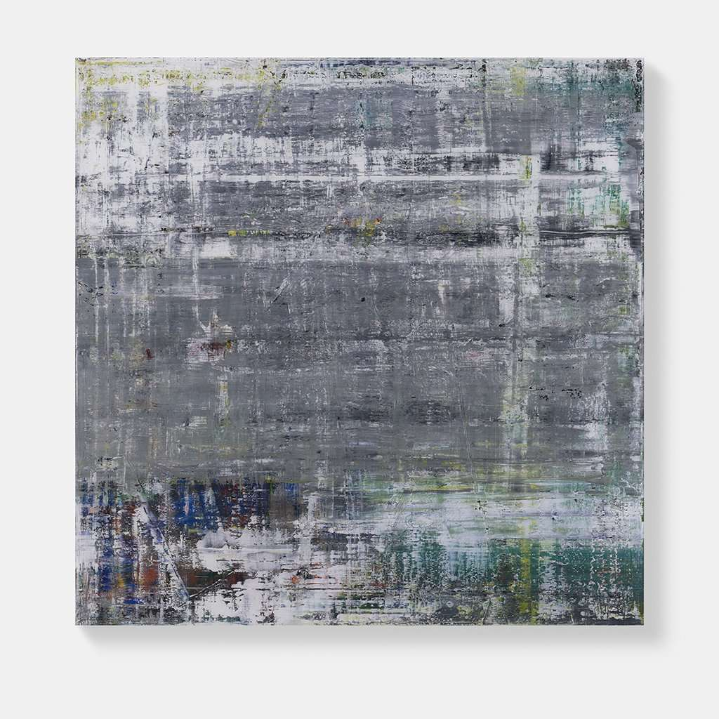 Gerhard Richter, Cage: P19-3, 2020 | Lougher Contemporary