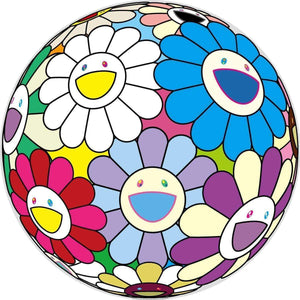 Takashi Murakami, Festival Flower Decoration, 2018 | Lougher Contemporary
