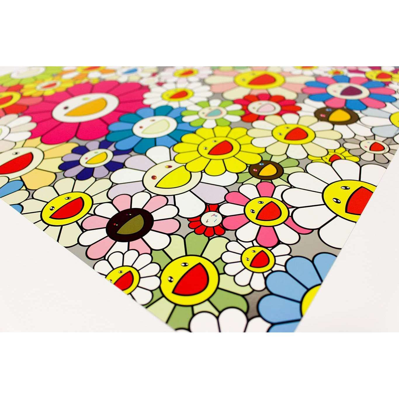 Takashi Murakami, Flowers From The Village of Ponkotan, 2011 | Lougher Contemporary
