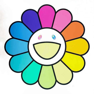 Takashi Murakami, Ms. Rainbow Flower, 2020 | Lougher Contemporary