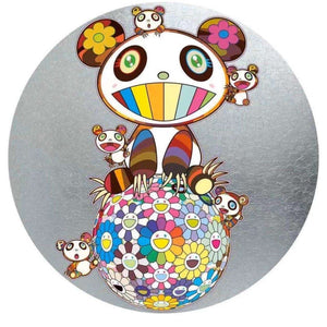 Takashi Murakami, Panda with Panda Cubs, 2020 | Lougher Contemporary