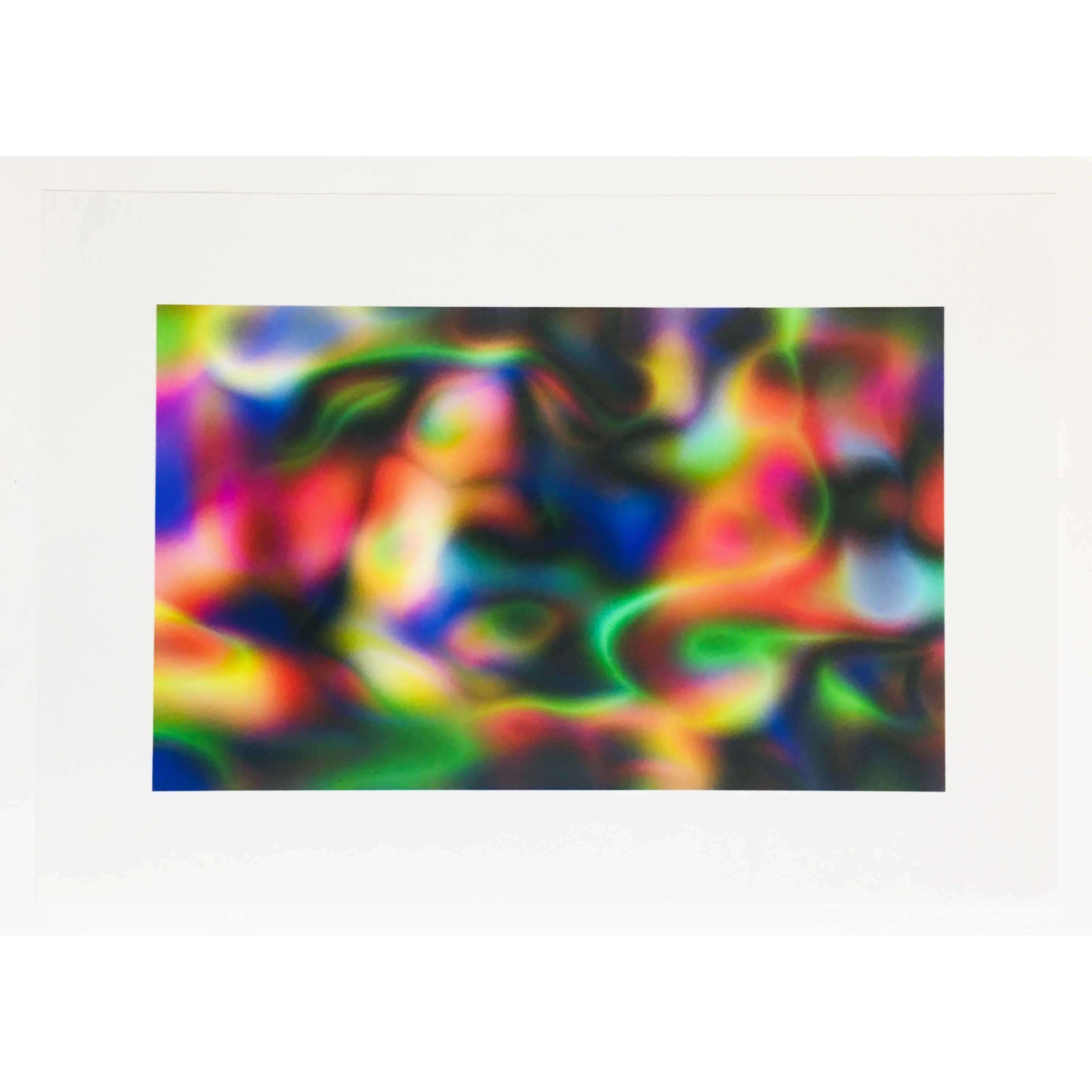 Thomas Ruff, Substrat 21 III 2003/19, 2019 | Lougher Contemporary