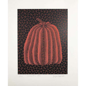 Yayoi Kusama, Pumpkin (RT), 1996 | Lougher Contemporary