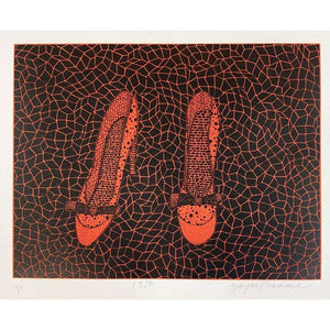 Yayoi Kusama, Shoes, 1984 | Lougher Contemporary