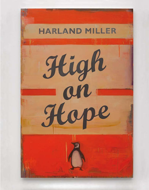 Harland Miller | Lougher Contemporary