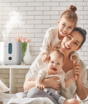 Air Humidifiers For Baby