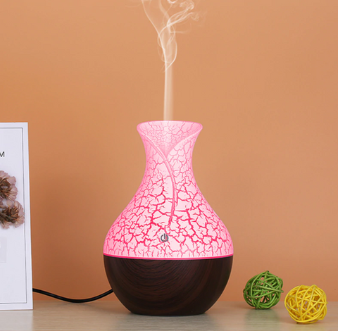 Wooden Humidifier FLORA - Air Humidifiers