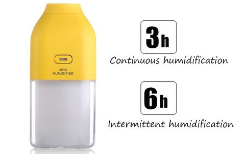 Portable Humidifier WALTER - Mist Modes - Air Humidifiers