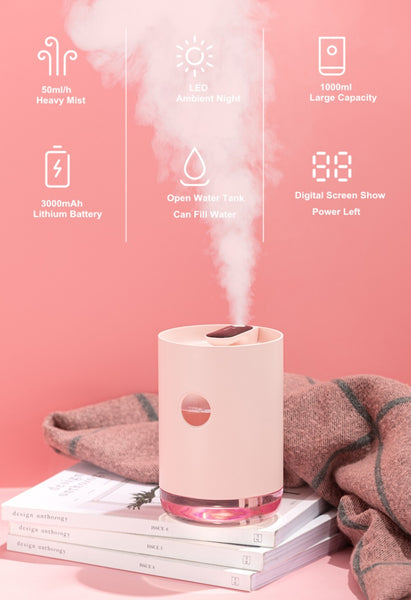 Stylish Humidifier ORPHE - Smart features - Air Humidifiers