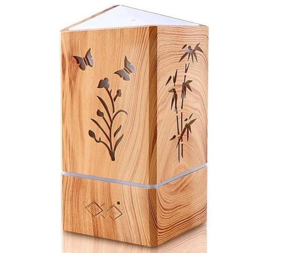 Wood Grain Oil Diffuser USU