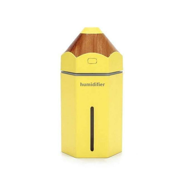 Humidifier For Car WRITER - Yellow