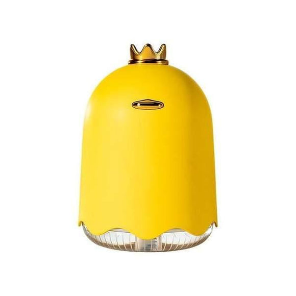 Home Humidifier QUEEN - Yellow
