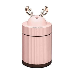 Ultrasonic Humidifier LOVA - Pink