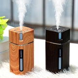 Wooden Humidifier Advantage