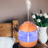 Wooden Humidifier JADE
