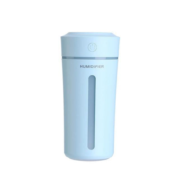 Ultrasonic Humidifier ARIA - blue