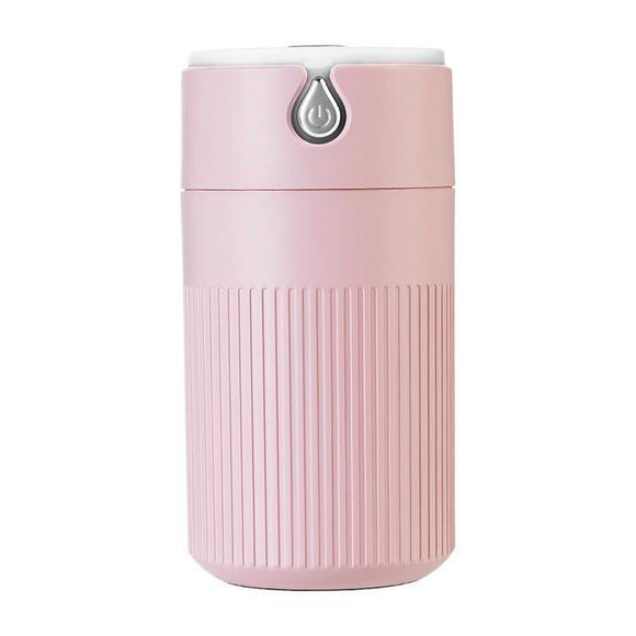 Ultrasonic Humidifier LEAF -pink