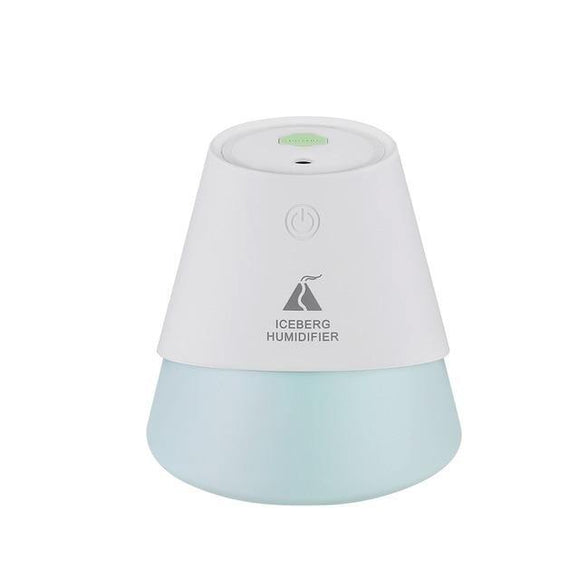 Ultrasonic Humidifier ICEBERG - white