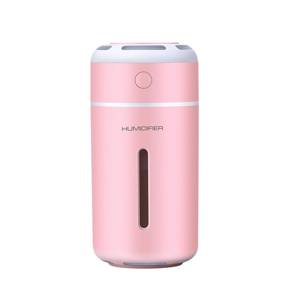Ultrasonic Humidifier FEGER - Pink