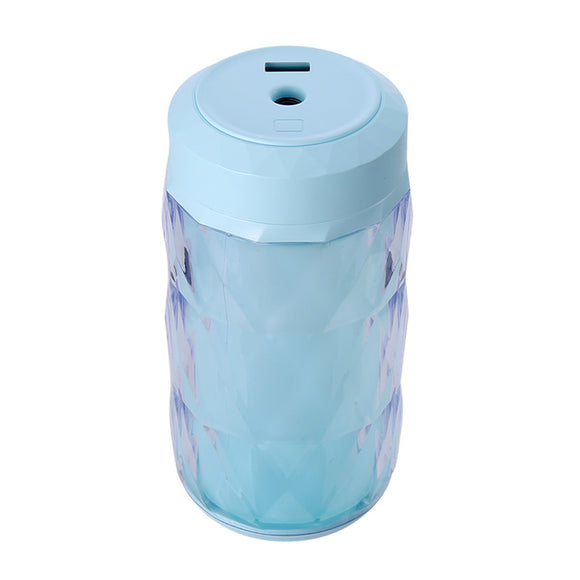 USB Humidifier GLASS - blue
