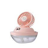 Wireless Humidifier VANDA - Pink