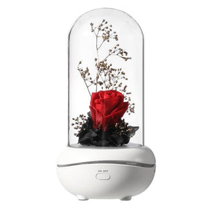 Ultrasonic Humidifier ETERNAL - red
