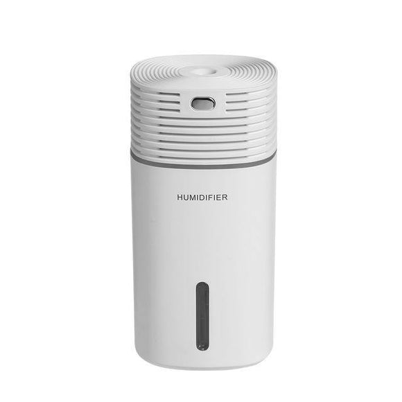 Portable Humidifier GILYS - white