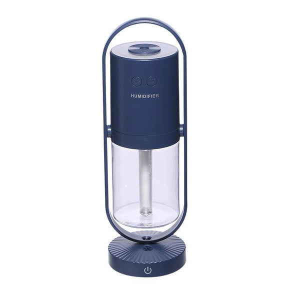 Cool Mist Ultrasonic Humidifier LIBERTY - blue