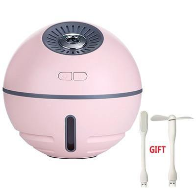Ultrasonic Humidifier BIANCA - pink