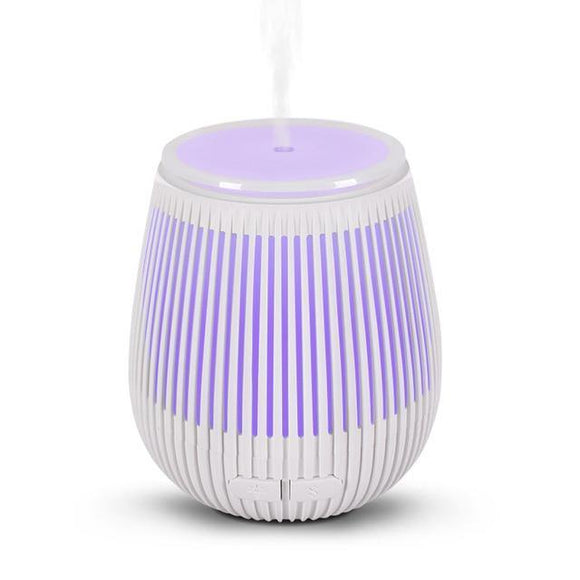 Wooden Humidifier VICTA - purple