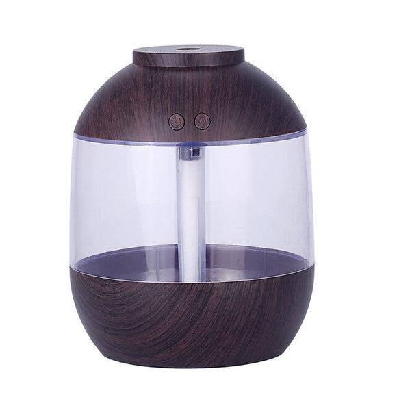 Wooden Humidifier JADE - dark grain
