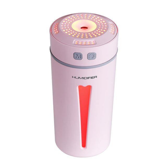 Ultrasonic Humidifier CASSY - pink