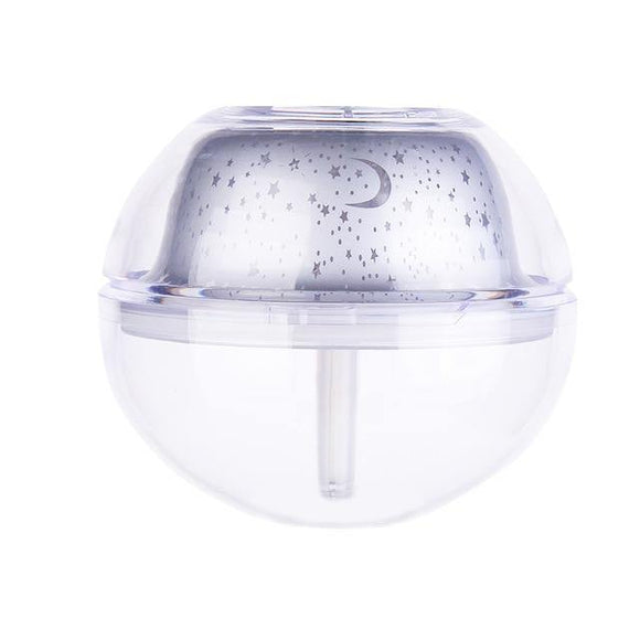 Portable Humidifier CRYSTAL - white